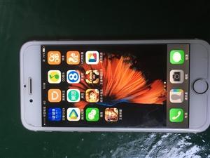 出售iPhone6s一部,国行16g九成新,机子没有任何问题,1000元,有要的联系我