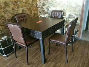 【小张麻将机】 为了感谢新老顾客的支持、特价机餐桌机1980全套(四个椅子、取暖器、烟灰缸)、麻将...