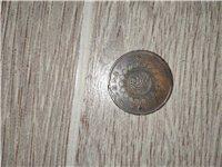 两枚民国二年四川军政府造当制钱壹百文的铜币,最近缺钱想卖了,有意联系本人,当面交易