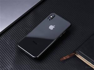 出售一台几乎全新的iPhone x,国行64G黑色,8388买到手后听说新的苹果可以双卡,想换了,非...