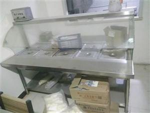 包装都没打的蒸车,用一个月的快餐保温车,低价处理。