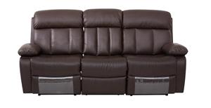 功能沙发处理现货3位+2位1500元黑色环保皮