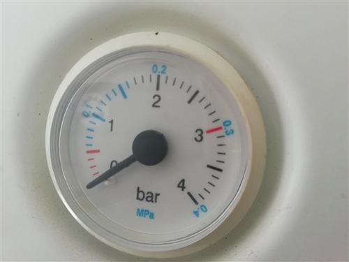 用了一年,供100平方的房子,能洗澡改热力了用不着了。