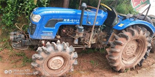 本人出售一台时风风云454耕地机,带拖斗,四缸四驱4102发动机,发动机厂家是常州常柴的,14年10...