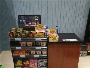 出售超市二手货架,收银台,展示柜,广告机,价格面议,电话18803128378