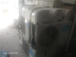 二手空调出售,出租,回收。空调移机维修