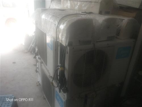 二手空調出售,出租,回收。空調移機維修