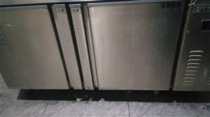 冷藏柜冷冻柜 店面关门 现有一两门冷藏柜带案板和一个四门冷藏冷冻柜  联系电话15101758914