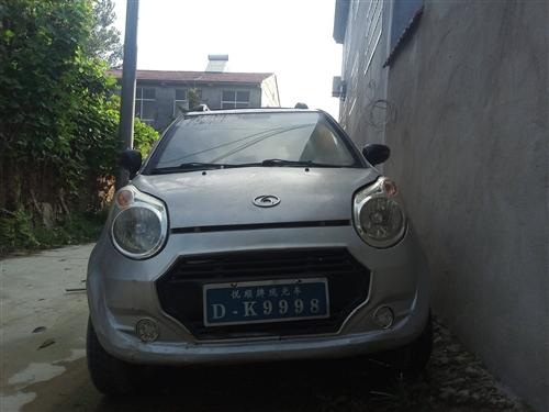 電動汽車裸車1400元