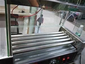 5根烤肠机,买来才用一次,原价420元,现300元转卖,电话15972478917