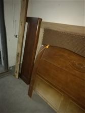 棕榈床,刚买2年的床,九成新。