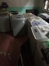 旧洗衣机,8成新,350一台,有好多台,可以过来挑。一个月内有问题可以包换,县城附近可以包送,没人要...