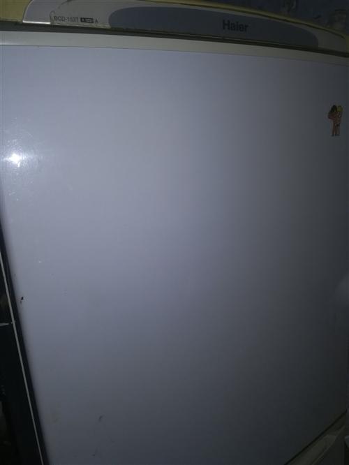 海尔冰箱153升,便宜处理具体面议