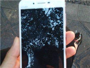 vivox6s 二手手机,没得问题,只是后盖有点花,急用钱,黔江本地当面交易
