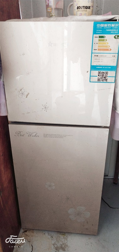 出售七成新家店「冰箱,因本ω 人不在这边了,有需要的宝宝可以联系还�}有全自动洗衣机,冷风机,电脑