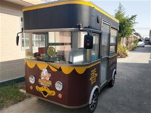 营业中的蒸香鸭餐车,接手即可盈利,投资少回报快,因急用钱欲低价转让,有意者电话联系!