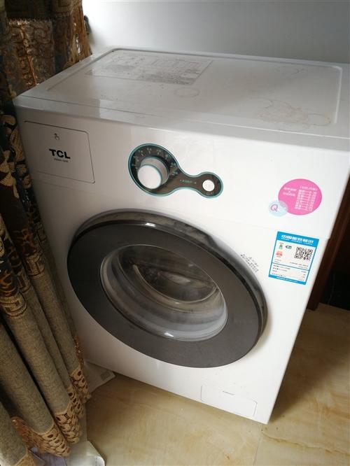 全新,全新,全新,TCL全自动滚筒洗衣机,包装已拆扔掉了,放客厅里占地方,只能便宜卖了,有需要的打电...