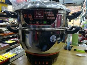 上海多星电饭锅!厂价直销!直径30-32厘米都有