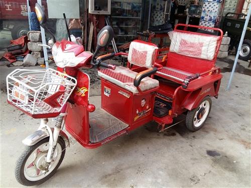 電動三輪車<金彭>8一9成新 不含電池價,若要電池跟具容量面議