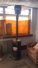 ????【出售信息】????  燃气取暖器家用伞形液化气取暖炉,家庭商户均可使用。联系电话:18...