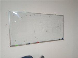 黑板,白板,120*80,四块,8成新,一块50元 消防指示牌,9个,全新,应急灯,一个,全新,一...