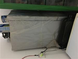 现有一台使用良好的冰柜金沙国际网上娱乐如有需要可电话联系。