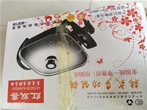 多功能电炒锅全新未使用过,便宜出售了。