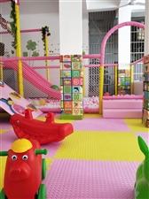 儿童乐园设施,2018.6月三万多购买的,现在便宜出售!想做室内儿童乐园或者给自家孩子玩的可以联系本...