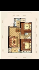 西湖家园80平方房子,低价转让2000一平方
