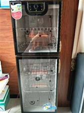 此消毒柜出售     红外线餐饮可以用   高150cm  宽52cm