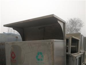 加厚不锈钢垃圾桶,适合小区物业,社区使用。(可回收、其他垃圾)两种累。单个230元!!!欢迎致电