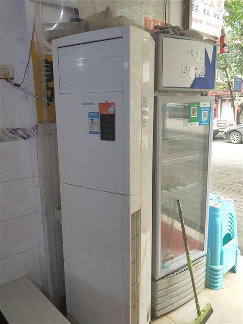 长虹3P空调,17年夏天5千多购买,目前用了两个夏天,由于店面即将到期,现低价转让。非诚勿扰。。