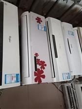 出售拆迁下来一批,二手9.9成新品牌空调。价格合理,无拆午修,免费安装保修半年。联系电话:13673...