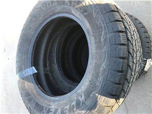 霸道轮胎,建大牌的型号265.65.17轮胎在德惠红太阳买的,原价3000现价1600用了一冬天