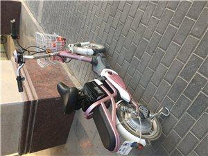 雅迪电动车,一直没骑,最近骑了三个月