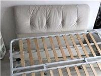 一米五 床 低价转,由于家里换大床,现低价出现有床