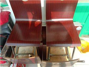 自己開飯店用的,五套桌椅。買的時候300多,現在150一套處理了,9成新。地點在開發區