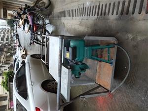 出售安远簸箕粄一体车加打浆机。