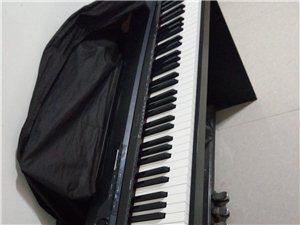 数码电钢琴,九成新,孩子大了用不上了