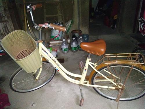 舊飛鴿牌24吋自行車一輛。價格120元可議。聯系電話13857026843