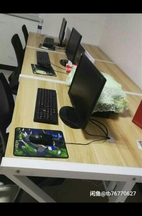 自用办公,炒股电脑,适合孩子学习,老人学电脑,上网,看电影,正常使用,显示器19的或22的,双核配置...