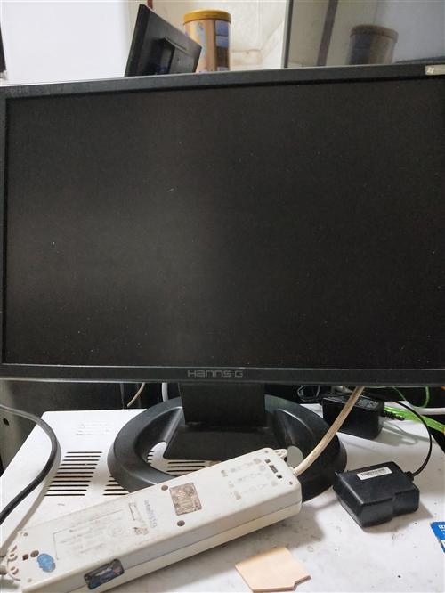 出售几台19寸显示器,完全正常,无暗病,监控电脑都可以用,色彩好,需要的联系。