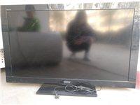 低价出售自家用九成新电视机,热水器!