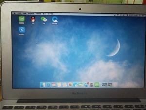 苹果原装笔记本,性能强悍,超薄笔记本。11寸,处理器i5,苹果的机器都知道好用。机器无任何问题
