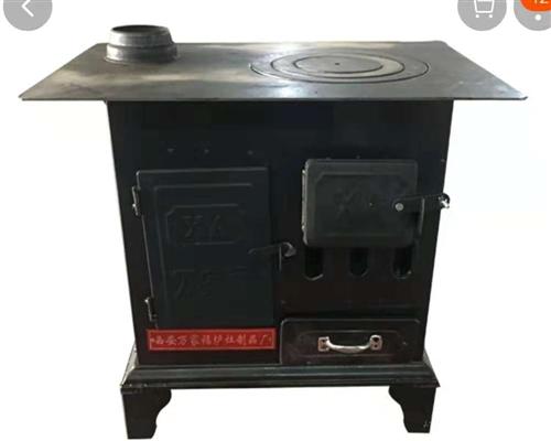 求购一台类似这样的二手采暖炉