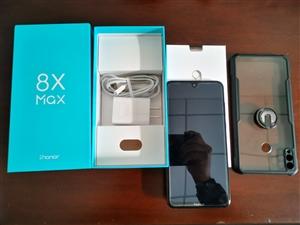 【全新】荣耀8max 开封未使用 6+64Gb黑色,购买1799元,现在同城1599让价, ...
