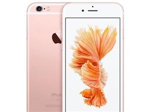苹果6s  128G  国行 三网通  玫瑰金 小6s