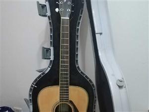 雅马哈FG830,基本全新。有需要的可以来试琴。