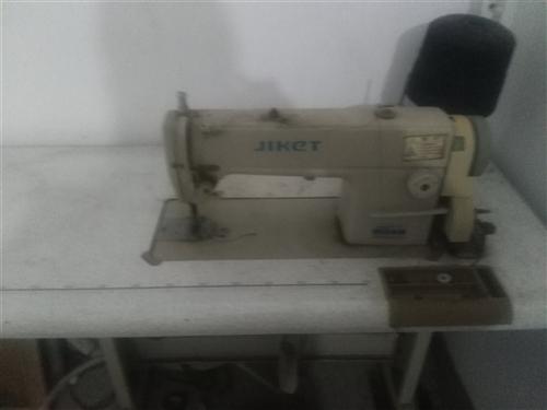 出售一台7成新佳克缝纫机(JIK6150),没怎么用过的,因搬家不好带走,价格面议。