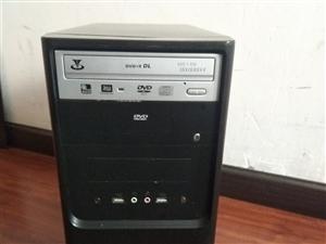 出售自用台式组装机(不含显示器、键盘、鼠标),办公上网没问题,玩游戏有些卡。 CPU E8200,...
